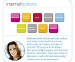 UPC Internetbuttons maakt internetten eenvoudig voor iedereen