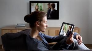 TV kijken op je iPad