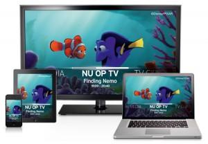 Horizon TV multiscreen