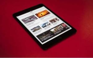 NOS iPad app