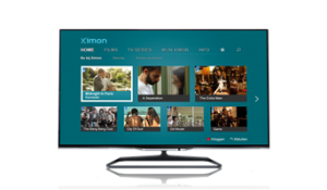 ximon on smart TV