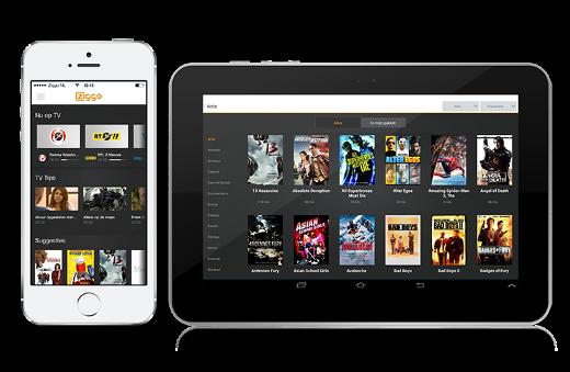 Ziggo TV app