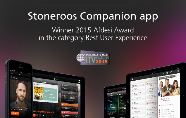 Stoneroos Companion app