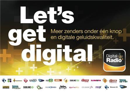 Digital Radio+ Nederland