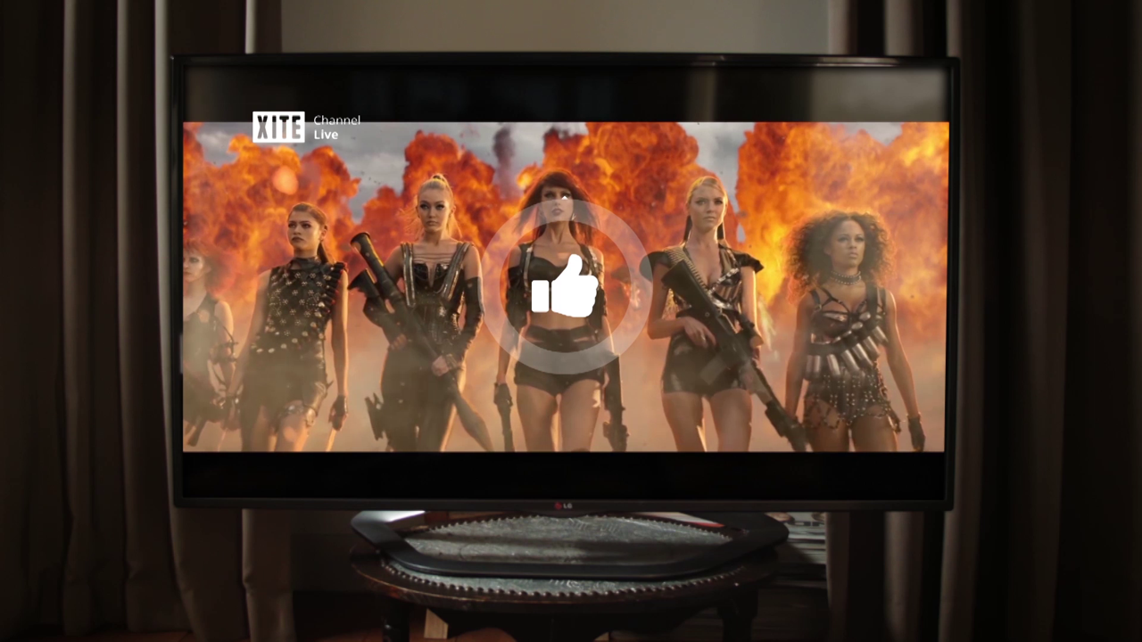 XITE - Personalised Music Television