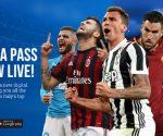 Alle voetbalwedstrijden uit de Italiaanse Serie A volgen met IMG's 'Serie A Pass'